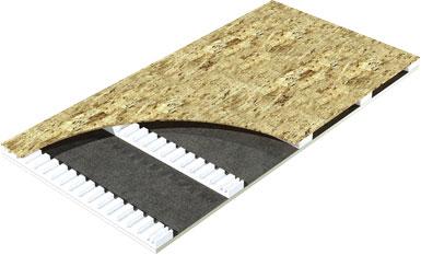 Acfoam Crossvent Atlas Roof Insulation