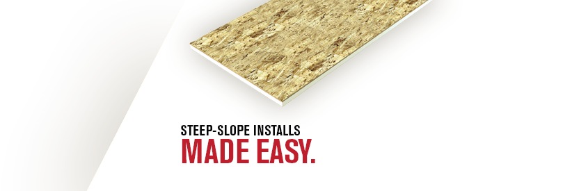 Nail Base Insulation | ACfoam Nail Base Insulation - Atlas Roofing