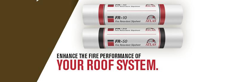 Fr 50 Atlas Roof Insulation